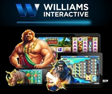Williams Interactive kasinot ja pelit